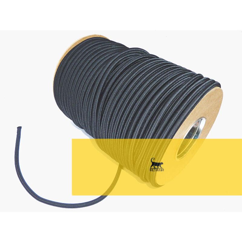RÖGZÍTŐ elasztikus / gumi kötél ( 6 mm) 1fm