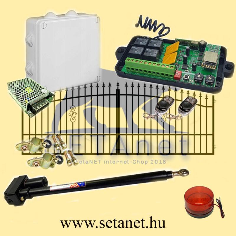 SETA 450 (450) EGYSZÁRNYAS KAPUNYITÓ SZETT - WIFI +TELEFONOS APPLIKÁCIÓ
