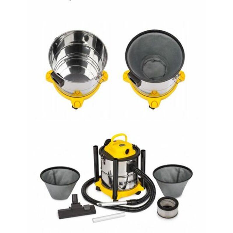 Powermat PM-ESP-2000 Ipari porszívó,kandalló tisztító