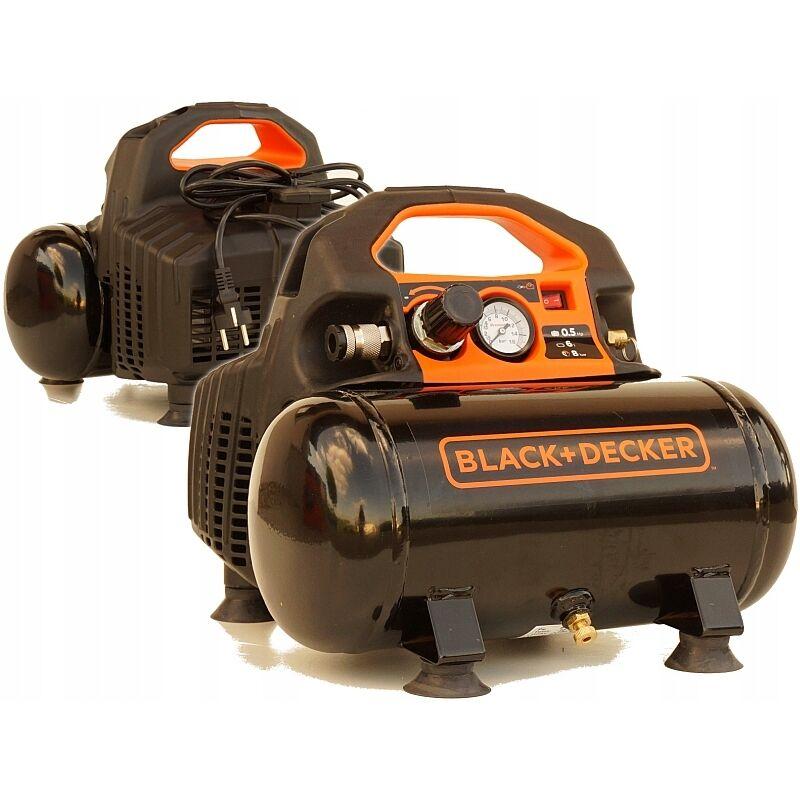 Black & Decker 6L-es kompresszor