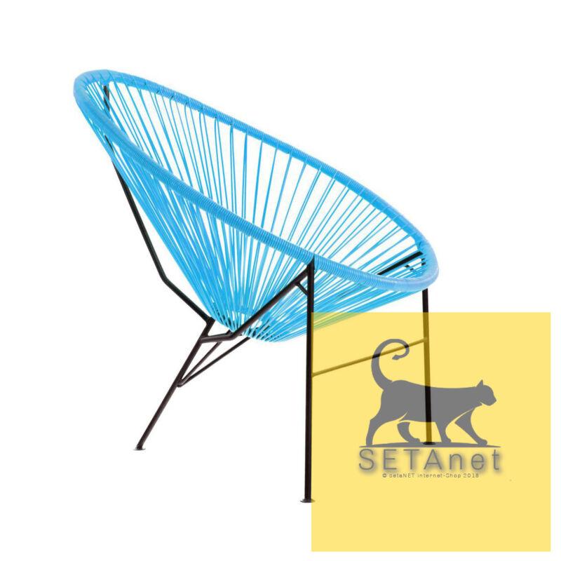 MILANO rattan kerti székek TÖBB SZINBEN